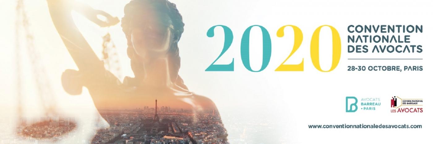Convention nationale des avocats 2020